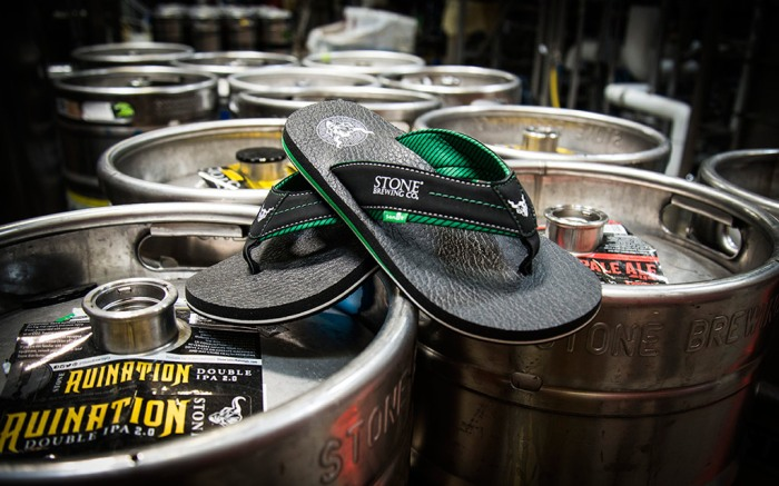 Sanuk Craft Beer Cozy sandal collection