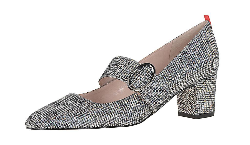 SJP Collection Tartt heels in Scintillate
