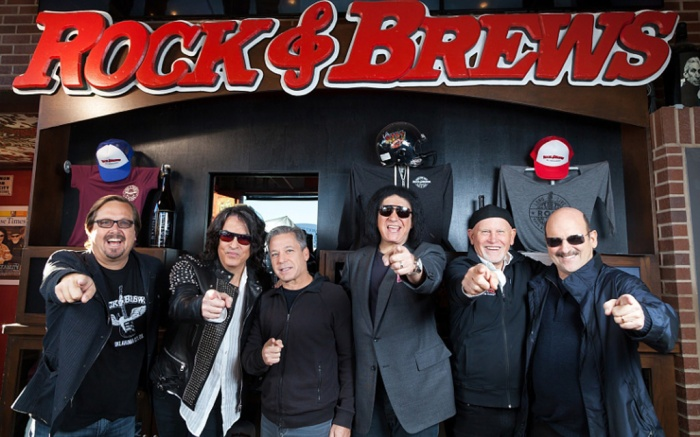 Skechers Michael Greenberg Rock & Brews Restaurants