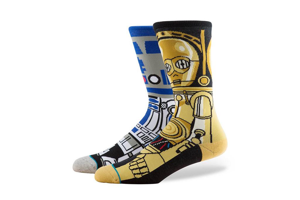 Stance Men's & Women's Star Wars Droid Socks, $20