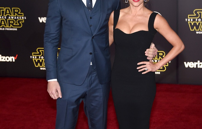 Star Wars Red Carpet Premeire Celebrity Shoes Style