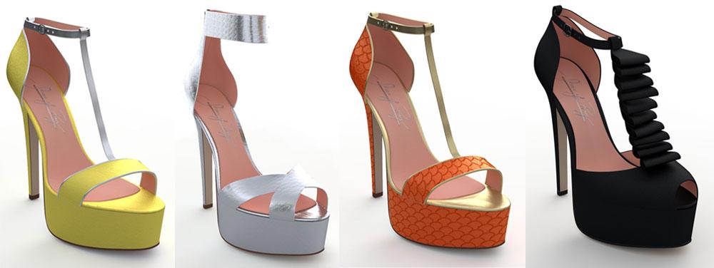 """Eva Longoria """"Telenovela"""" Shoes"""