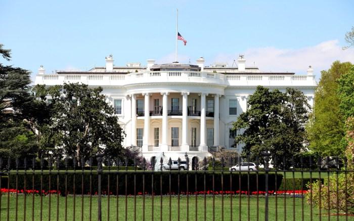 The White House Exterior