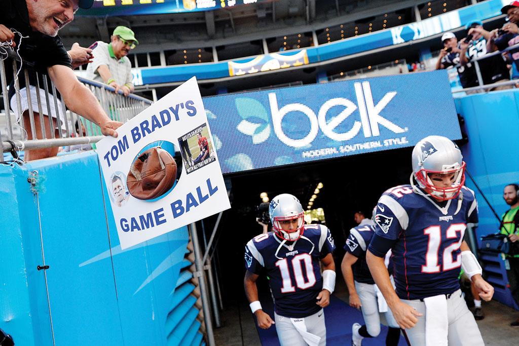 Tom Brady Deflategate