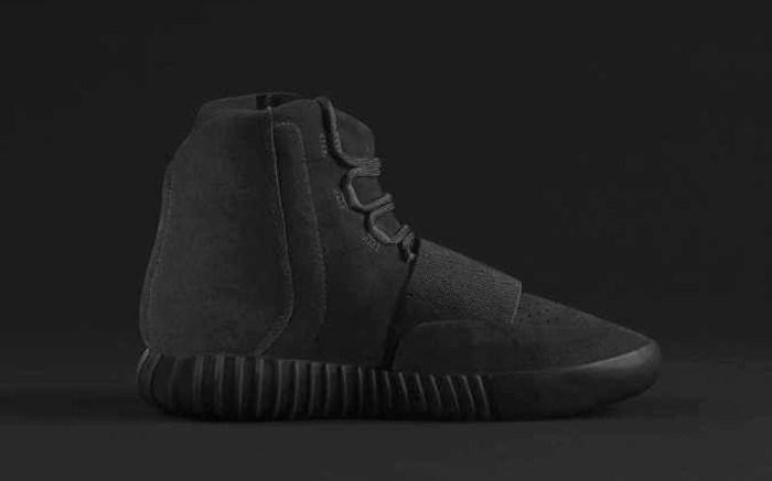 Adidas Yeezy Boost 750 Black Release