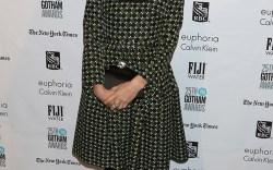 Celebrity Statement Shoes At 2015 Gotham Awards