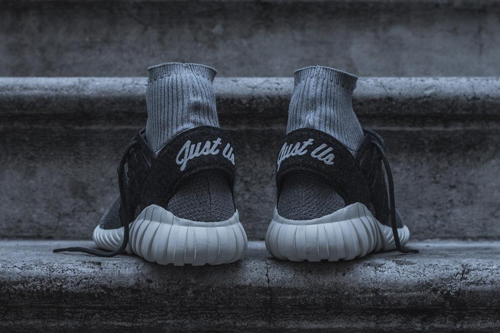 Adidas x Kith Tubular Doom Primeknit