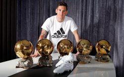 Adidas Platinum Messi 15
