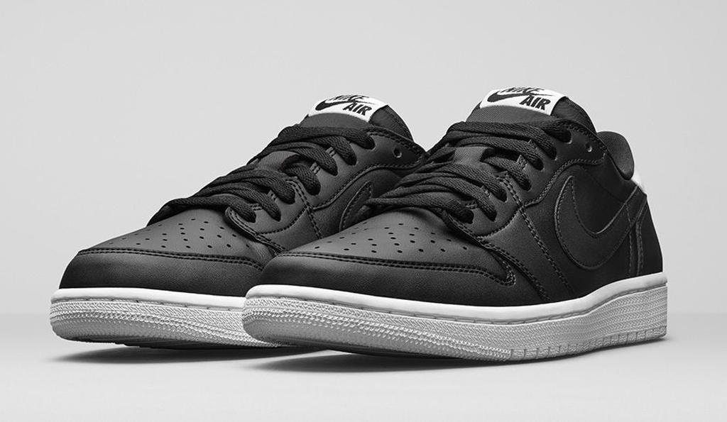 Air Jordan 1 Retro Low OG Black White