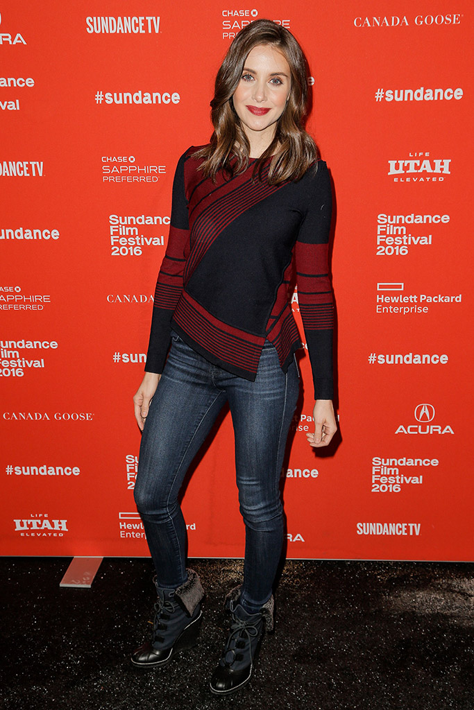 Alison Brie Sundance Film Festival