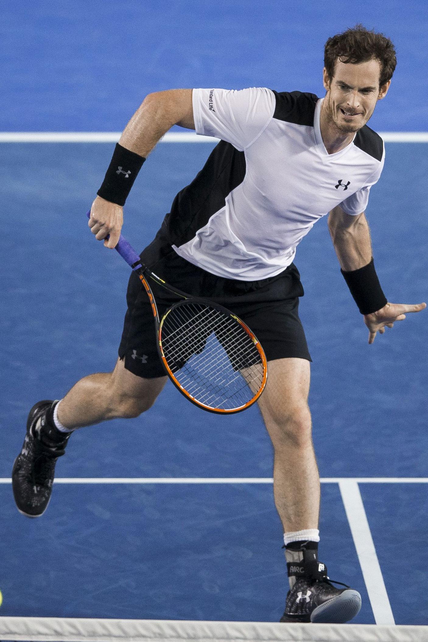 Andy Murray Under Armour Australian Open Final