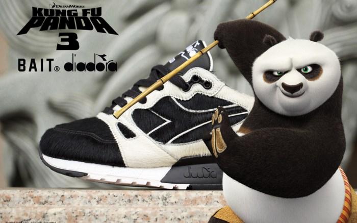Bait Kung Fu Panda 3 Diadora S8000