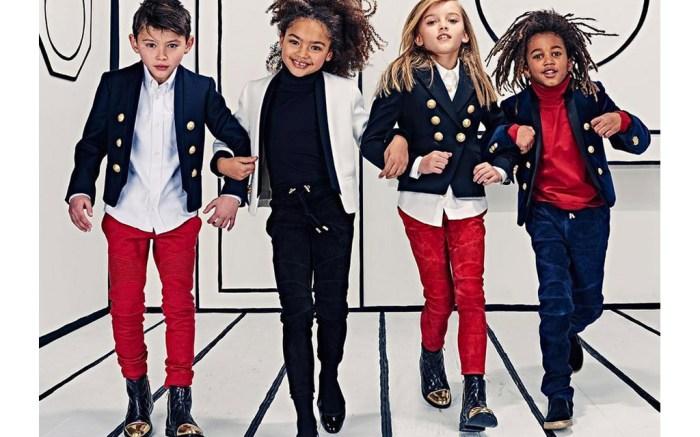 Balmain Kids Collection