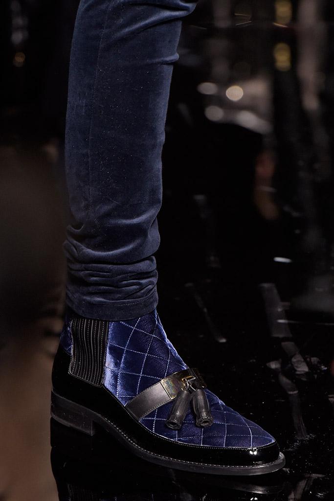Balmain Men's Fashion Week Fall 2016 Shoes