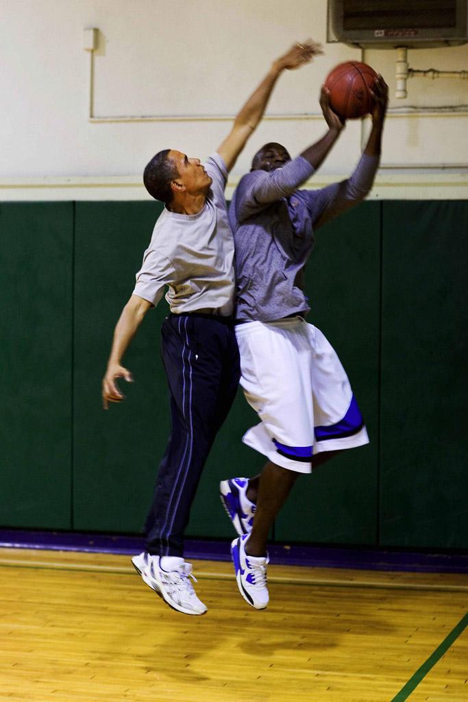President Obama Asics Sneakers