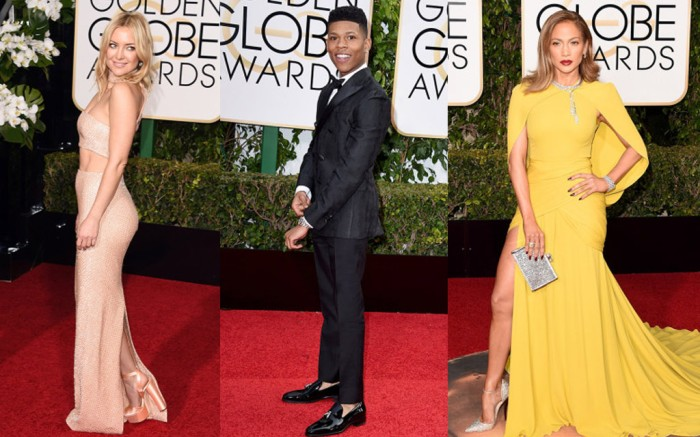 Golden Globes 2016 Best Shoes