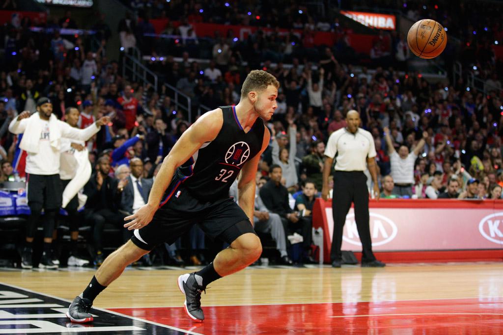 Jordan Brand Athlete Blake Griffin