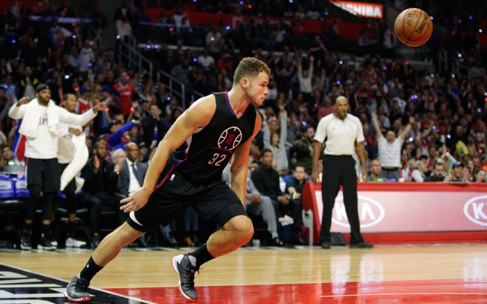 Blake Griffin Los Angeles Clippers Jordan Super.Fly 4