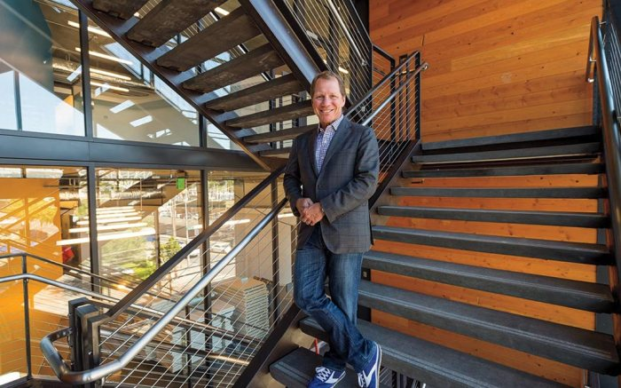 Brooks CEO Jim Weber