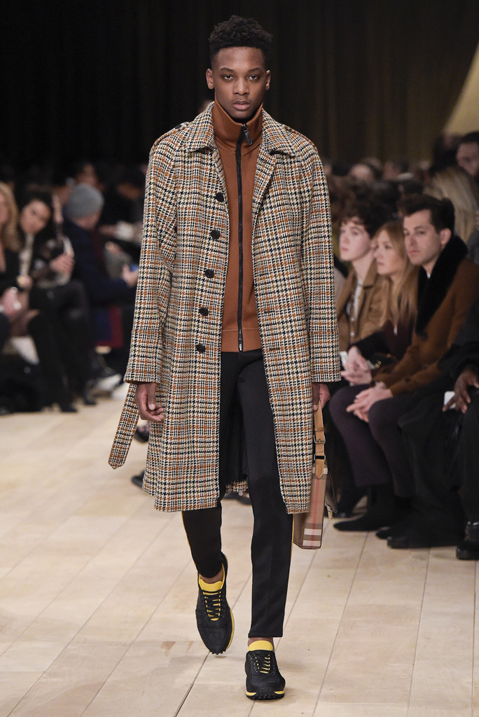 Burberry London Collection: Mens RTW Fall 2016