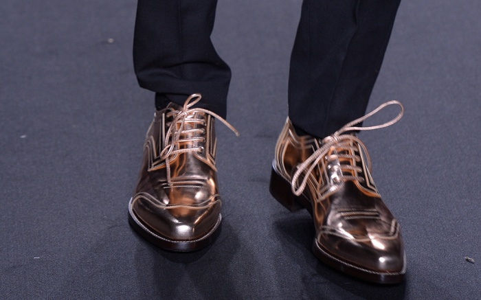 Calvin Klein Men's Fashion Week Fall 2016 Shoes