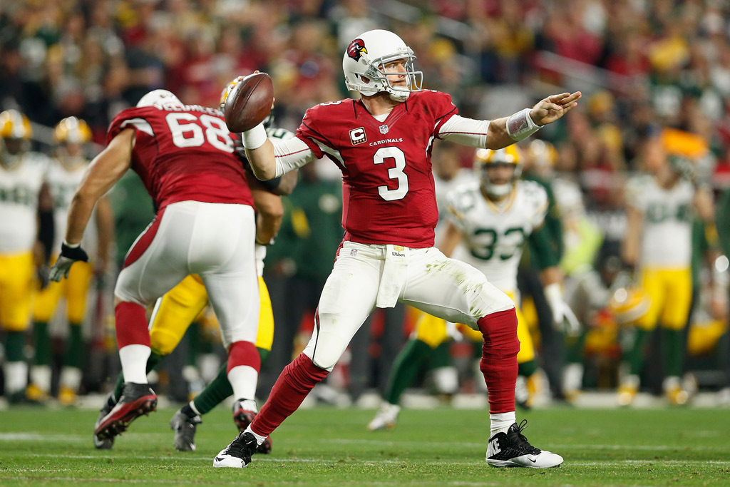 Carson Palmer Arizona Cardinals