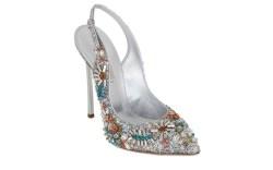 Casadei Swarovski Luisaviaroma Shoes