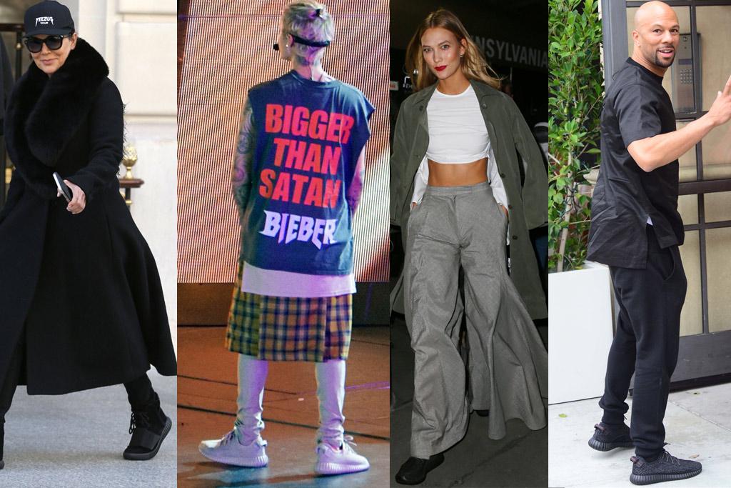 yeezy inspired clothing