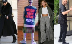 [PHOTOS] Celebrity Shoes Style: Yeezy Boost