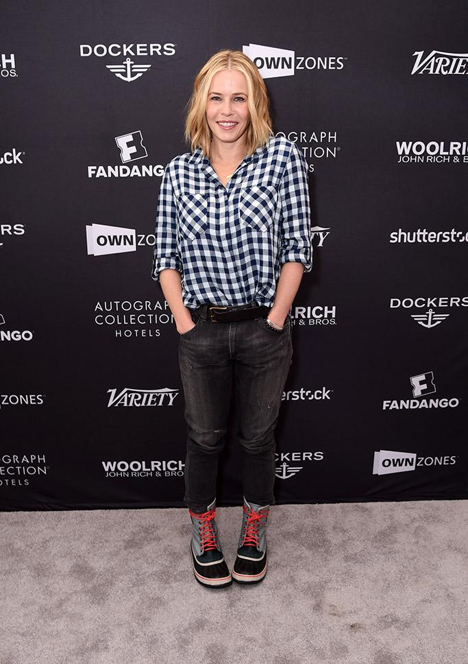 Chelsea Handler Sundance Film Festival