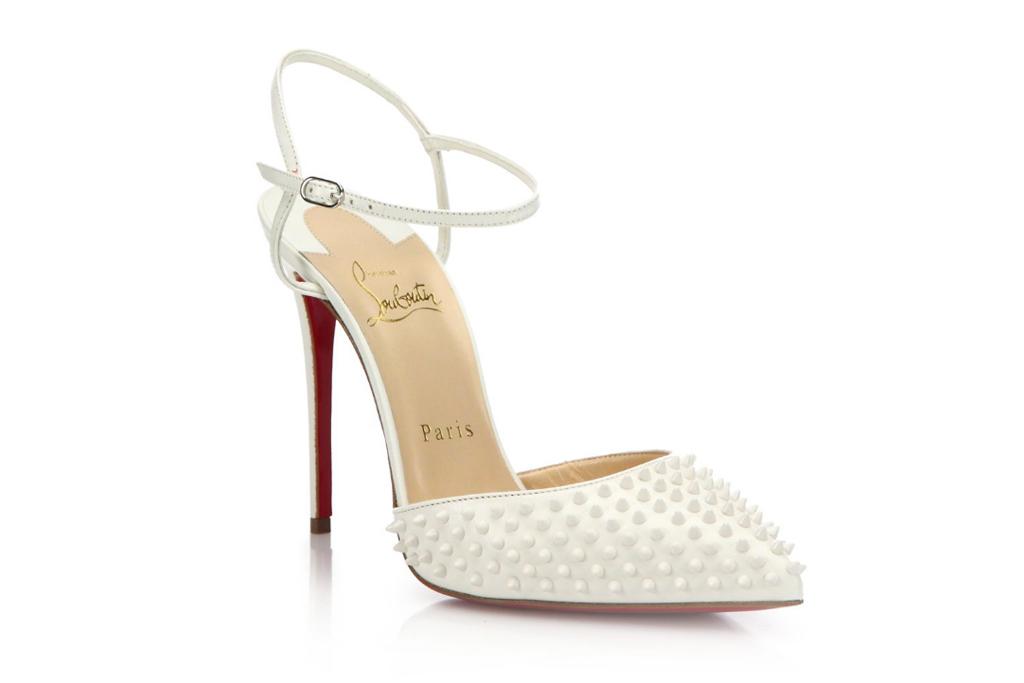 Miley Cyrus wedding shoes