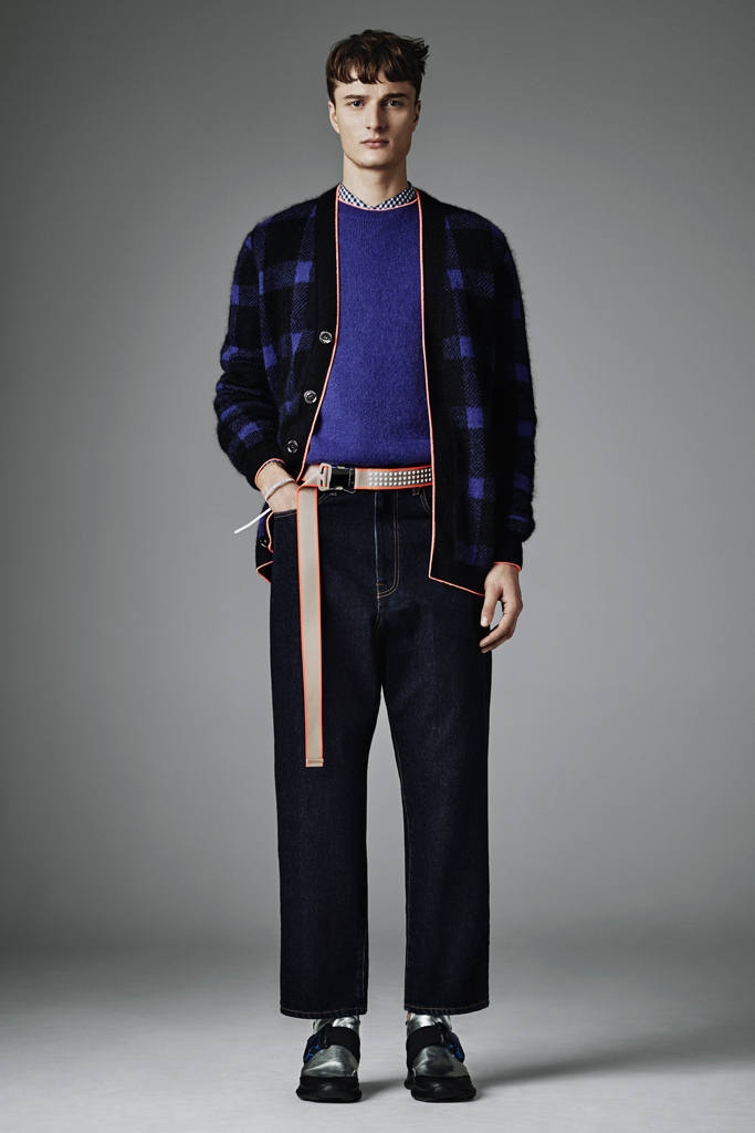 Christopher Kane London Collection: Mens RTW Fall 2016