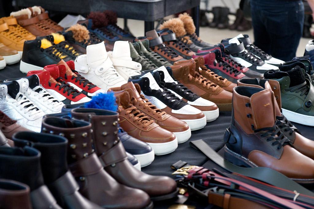 Coach Men's Fall 2016 Shoe Collection