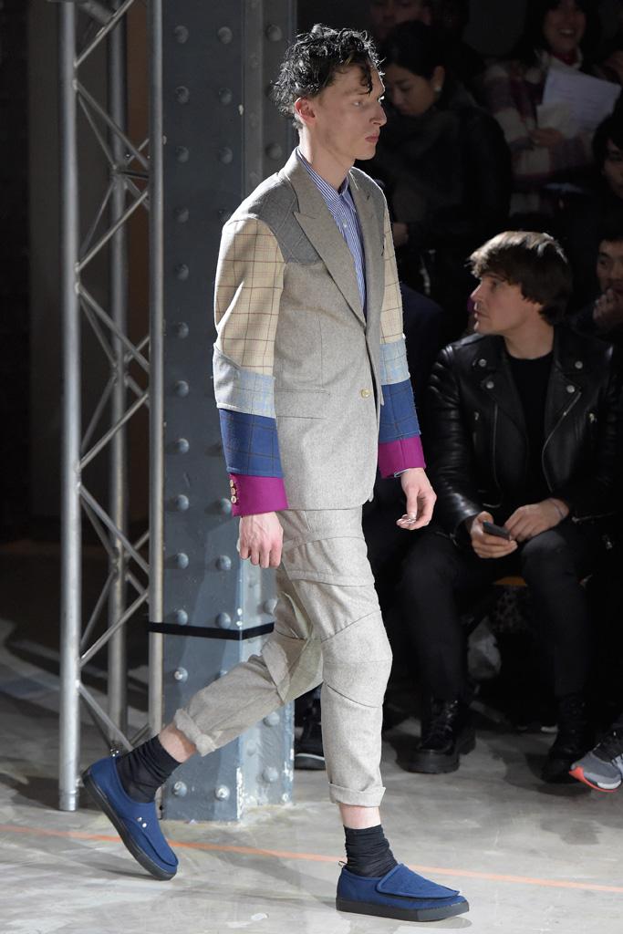 Comme des Garçons Men's Fashion Week Fall 2016 Shoes