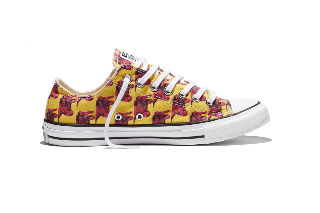 Converse Andy Warhol 2016 low-top
