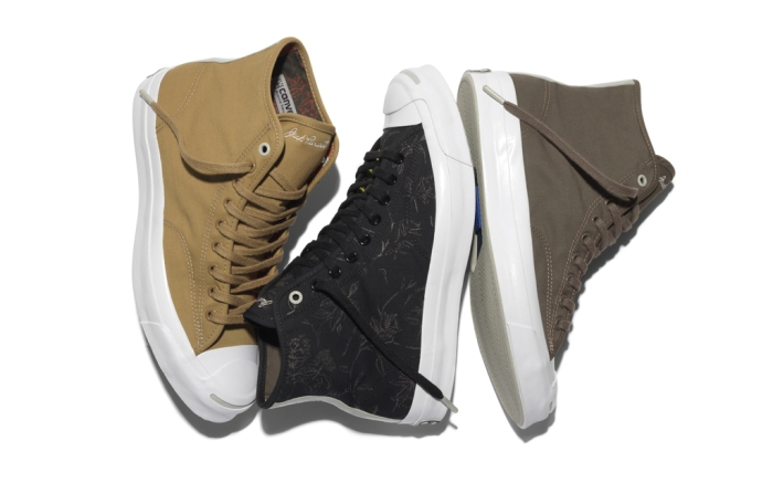Converse Jack Purcell Hancock Vulcanised Articles