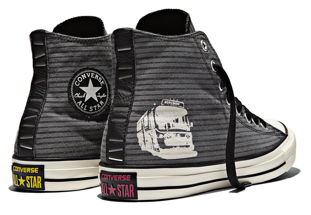 Converse Chuck Taylor Sex Pistols Collection
