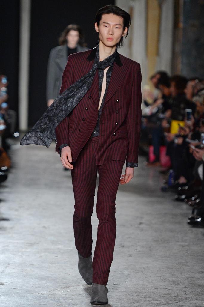 Costume National Milan Men's Fashion Week RTW Fall 2016