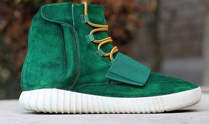 Custom Yeezy Boost Sneakers
