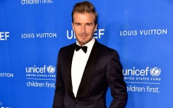 David Beckham UNICEF Ball Louis Vuitton