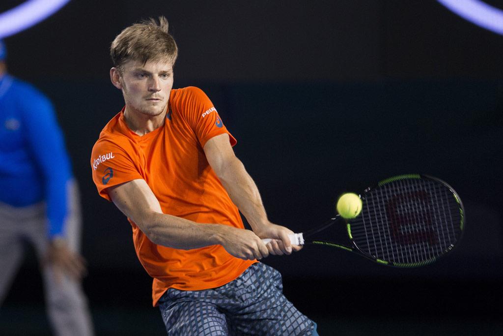 Sponsor Tennis Players David Goffin
