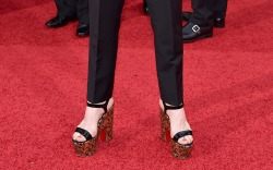 Denis O'Hare Golden Globes Red Carpet