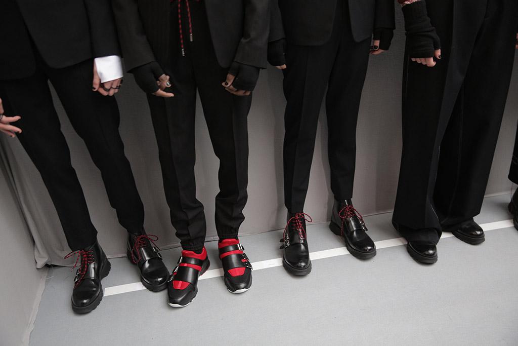 Dior Homme Paris Men's Fashion Week Fall 2016 Shoes