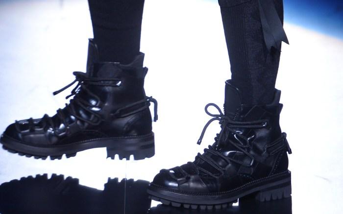 Dsquared2 Men's Fashion Week Fall 2016 Shoes
