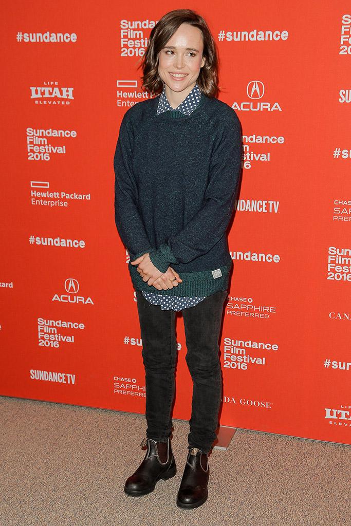 Ellen Page Sundance Film Festival