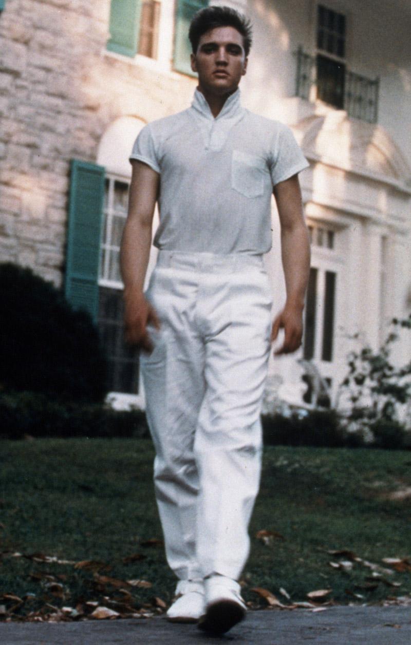 Elvis Presley Fashion Shoes