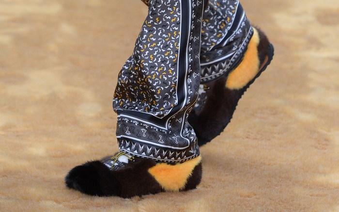 Fendi Men's Fashion Week Fall 2016 Shoes