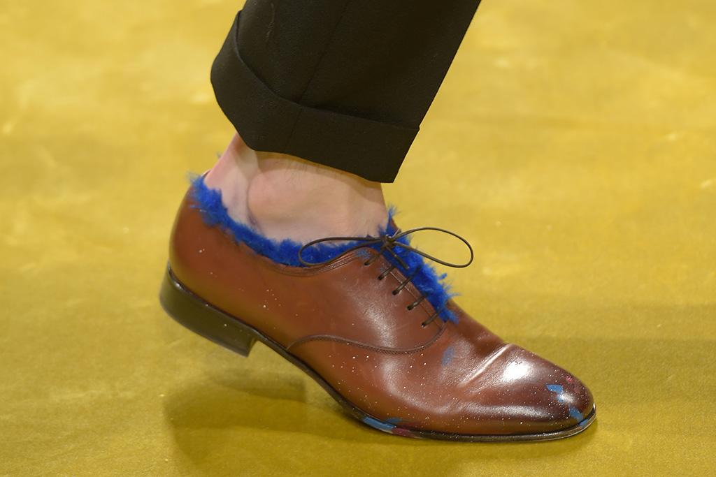 Ferragamo Men's Fashion Week Fall 2016 Shoes