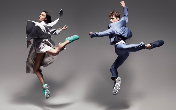 Geox Spring 2016 Shoes Ad Campaign