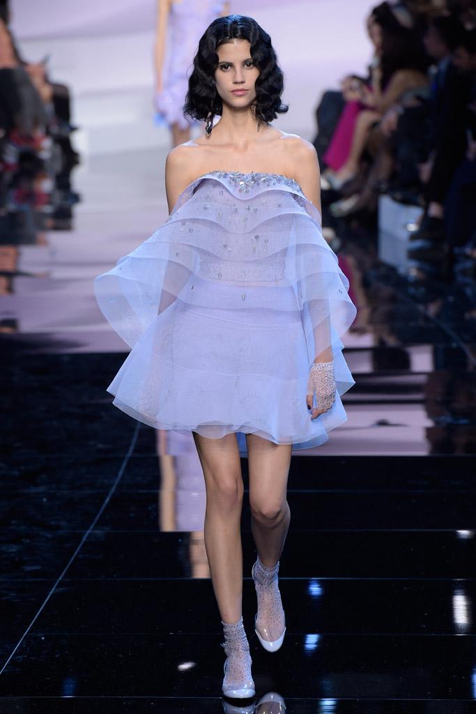 Giorgio Armani Prive Couture Spring 2016 Show